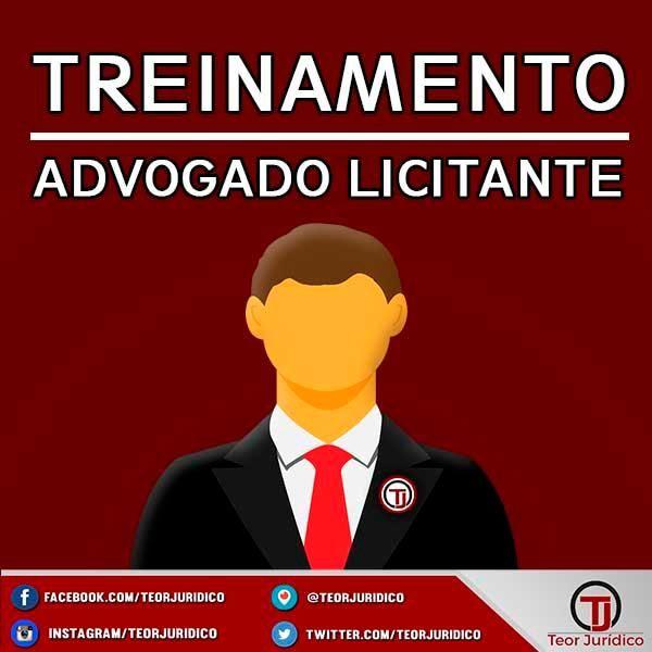 Treinamento Advogado Licitante